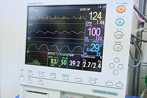 心拍・血圧モニター